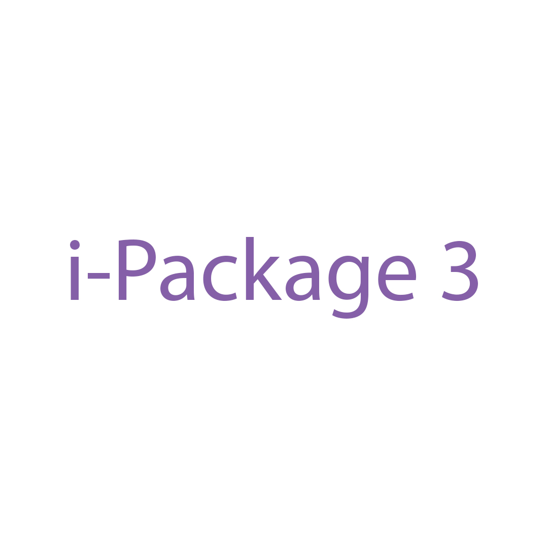 I-PACKAGE 3